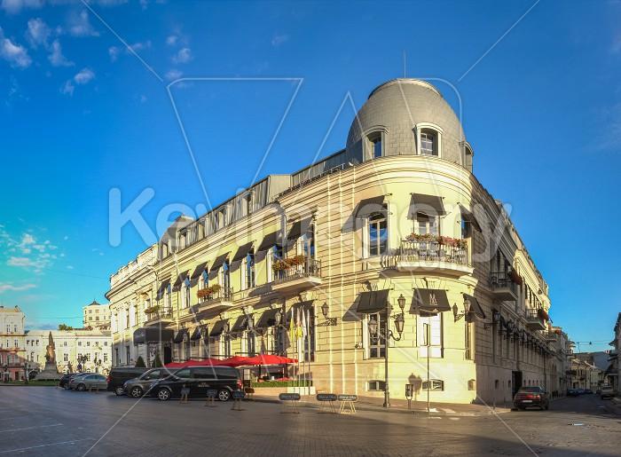 Hotel de Paris in Odessa Ukraine Photo #59025