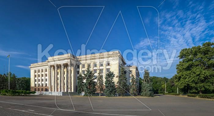 Odessa Trade Unions building Photo #58798