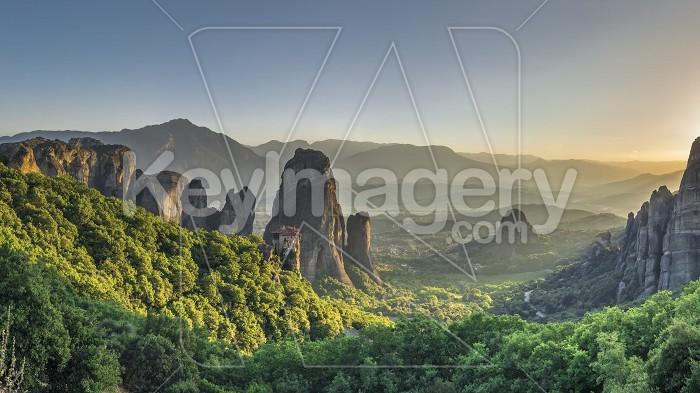Rousanou Monastery in Meteora, Greece Photo #61696