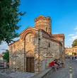 Church of Saint John the Baptist in Nessebar, Bulgaria