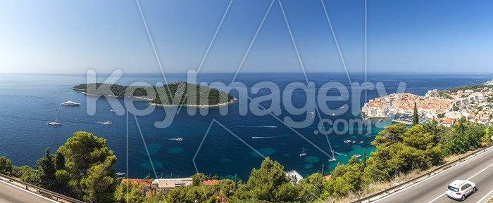 The Old Town of Dubrovnik in Croatia Photo #61055