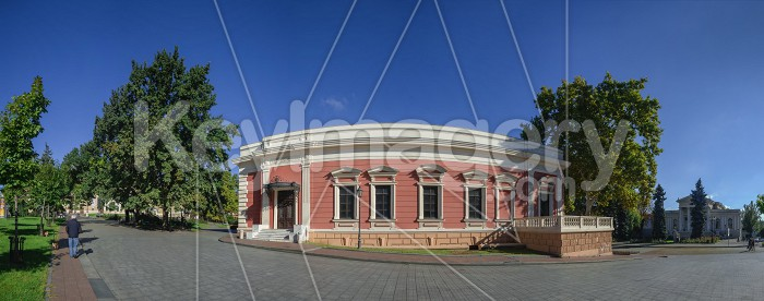 Theater Square in Odessa, Ukraine Photo #59602