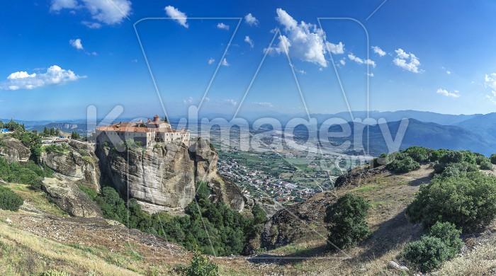 Varlaam Monastery in Meteora, Greece Photo #61614