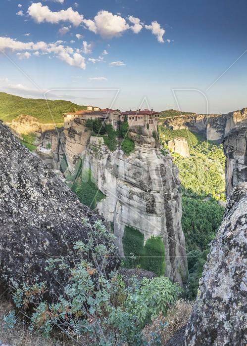 Varlaam Monastery in Meteora, Greece Photo #61697