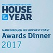Registered Master Builders House of the Year Marlborough Nelson West Coast Awards Dinner