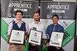 Registered Master Builders Apprentice of the Year 2018 Upper South Island