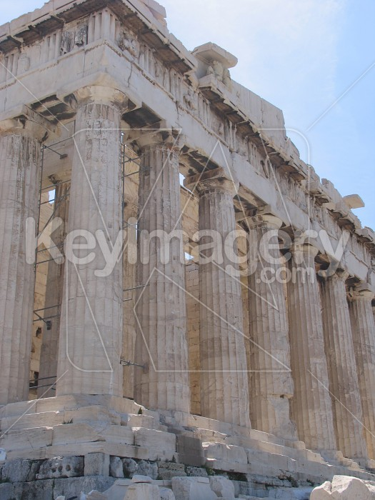 Parthenon Photo #6314