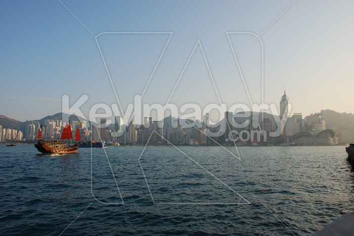 Chinese Boat Photo #7510