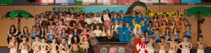 St Columba's Junior Production
