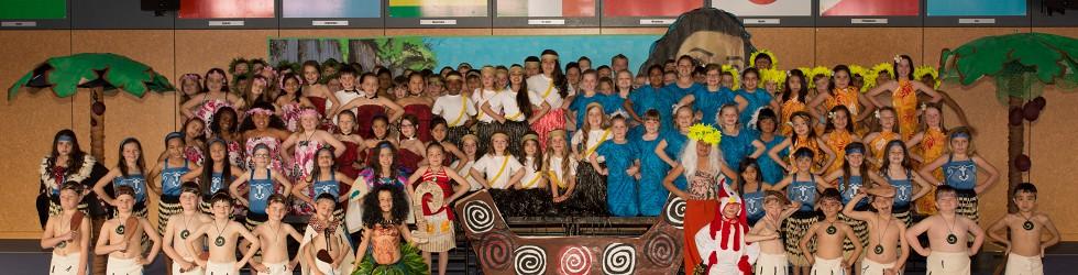 St Columba's Junior Production