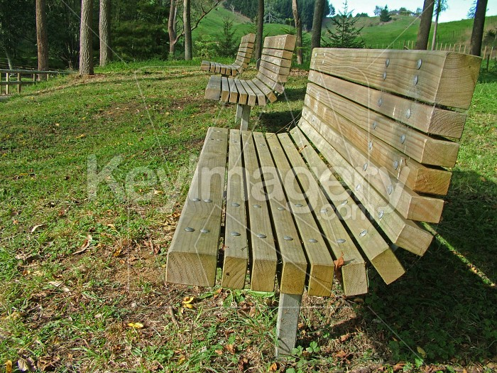 3 benches Photo #904