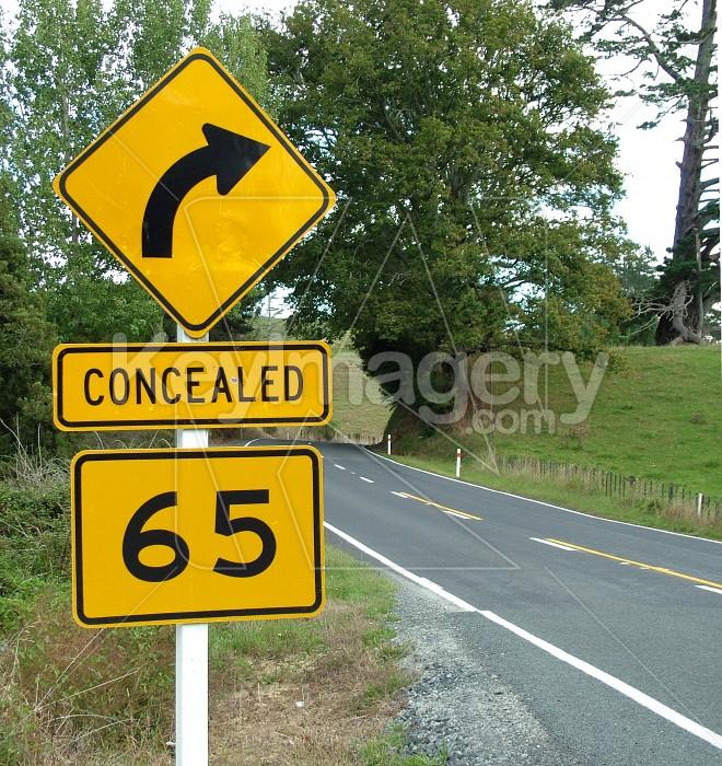 65km corner Photo #667