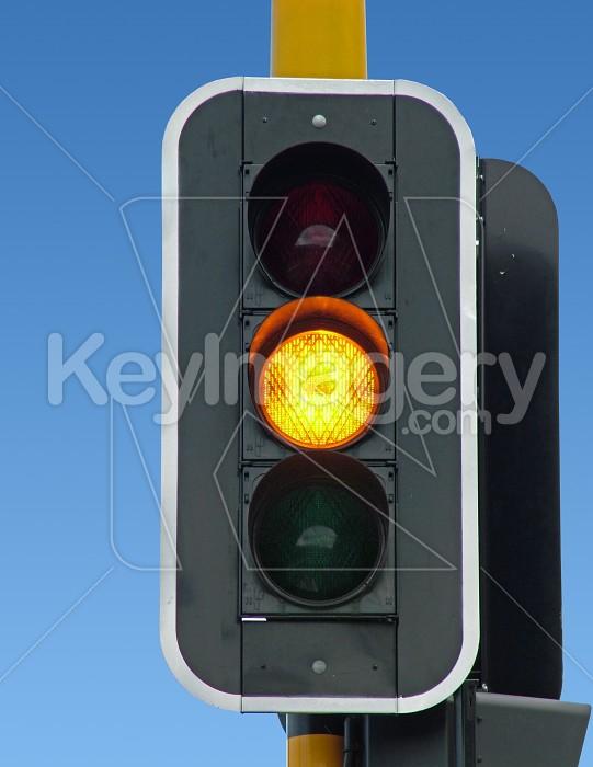 amber traffic light Photo #942