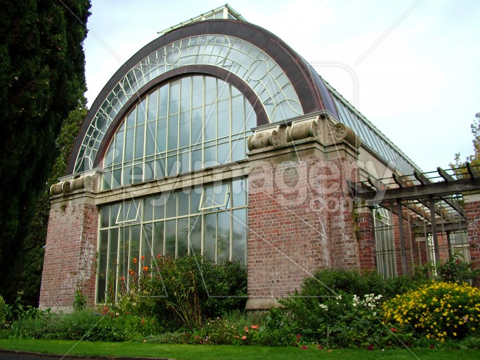 Auckland domain glass house Photo #737
