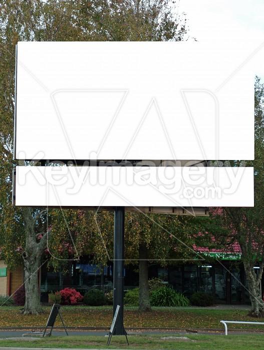 Blank billboard Photo #1435