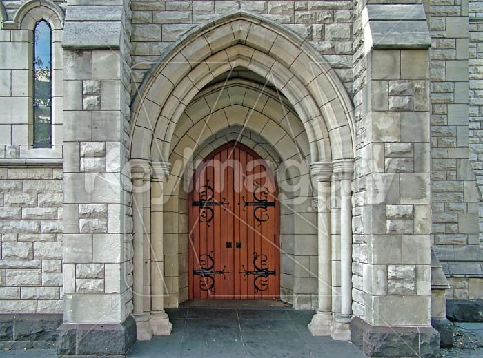 chapel door distance Photo #2128