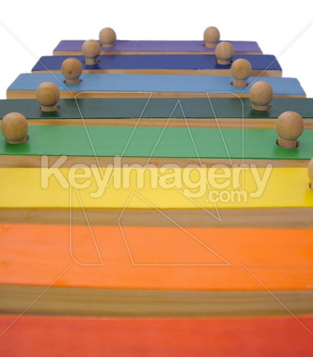 colourful xylophone Photo #2205