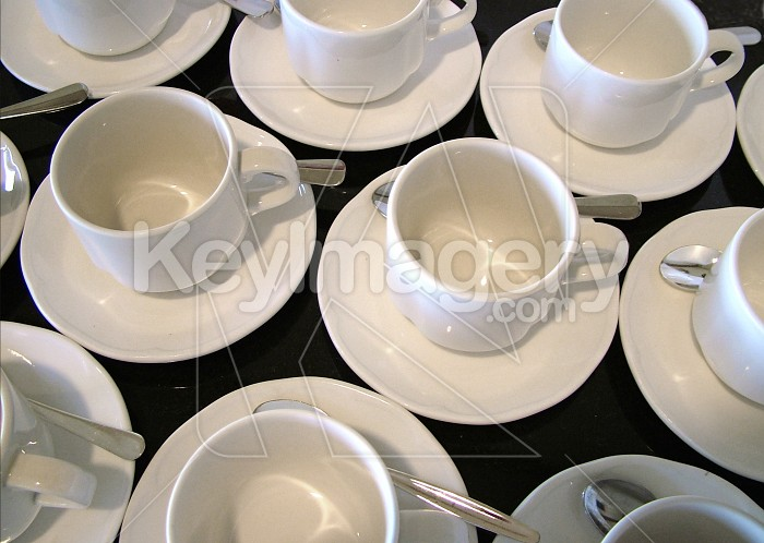 cups and saucers Photo #2139