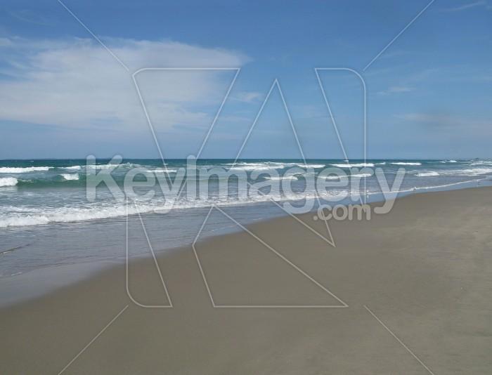 East coast beach Photo #7955