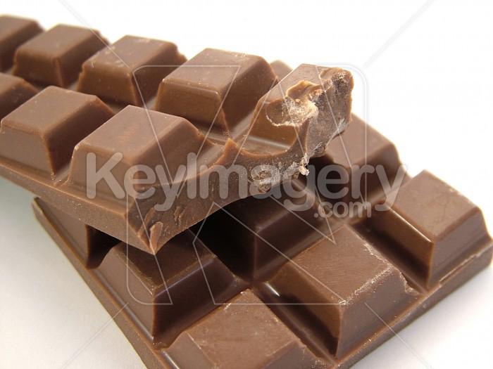 Eaten chocolate Photo #4792
