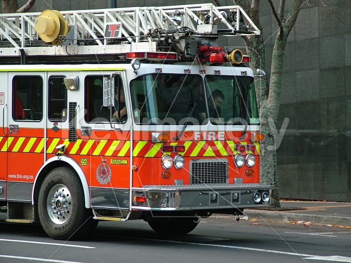 fire engine front Photo #2199