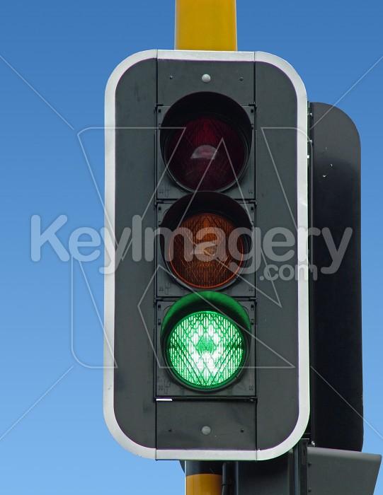 green traffic light Photo #941