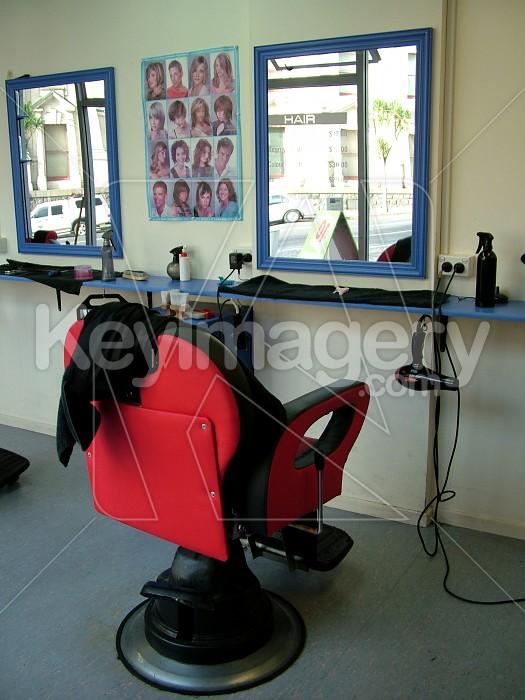 hair salon chair Photo #2198