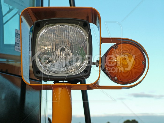 headlight and indicator Photo #1448