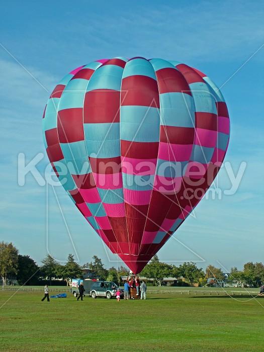 hot air balloon - up Photo #1003