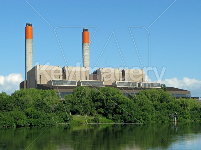Huntly power station  Photo #6136