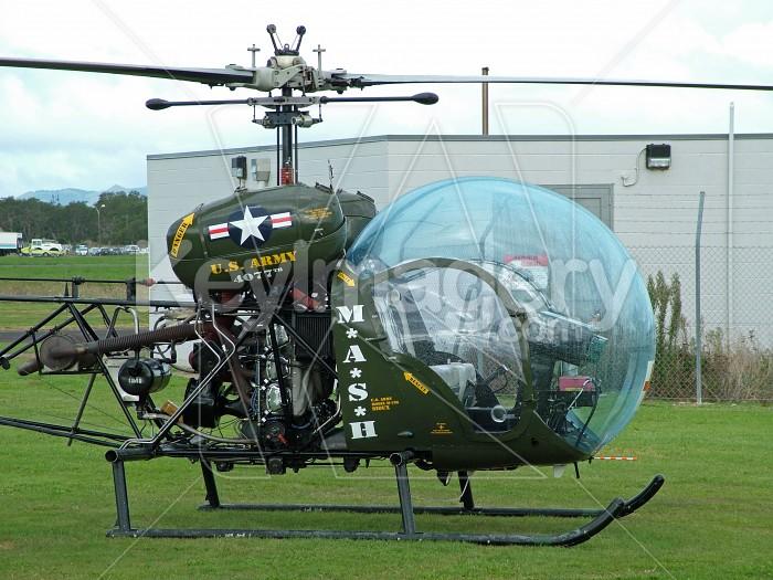 mash helicopter Photo #783