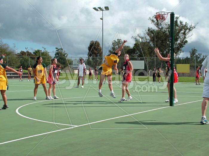 netball defence Photo #1123