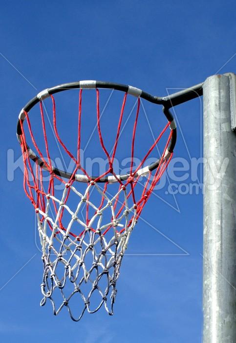 Netball hoop Photo #1390
