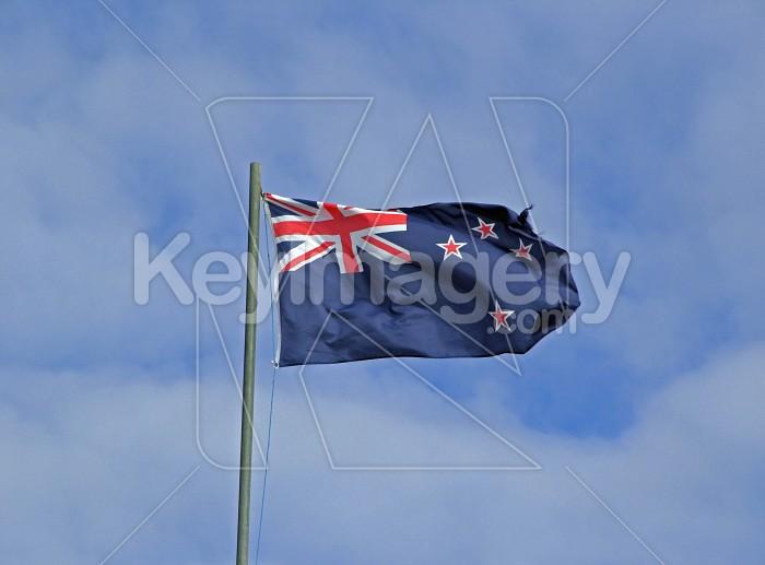 NZ flag Photo #1187