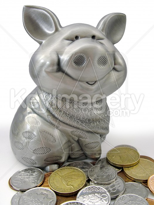 piggy bank Photo #1520
