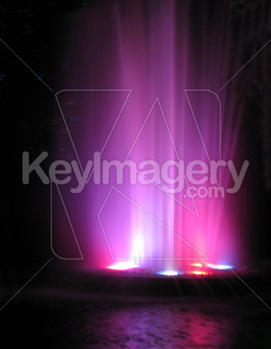 Pink waterfountain Photo #7632