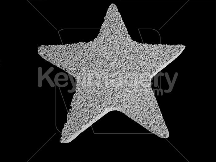 Pumice star Photo #2396