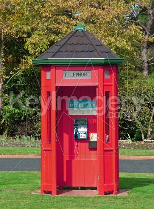 Red phone box 2 Photo #1215