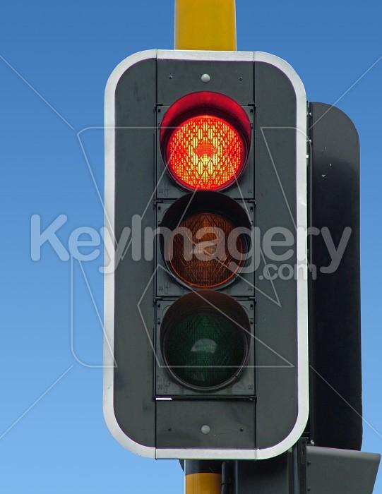red traffic light Photo #943