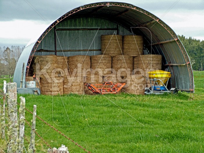 round haybales Photo #1785