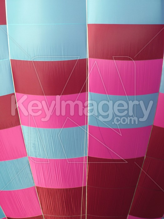 Side of hot air balloon Photo #2217