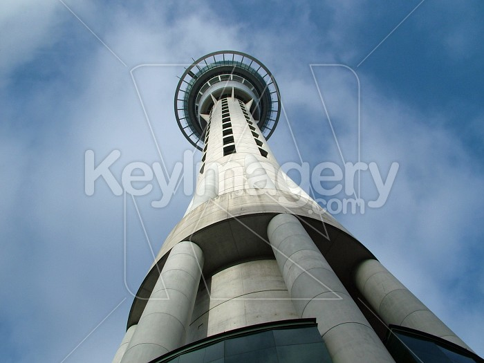 Sky tower full view Photo #2046