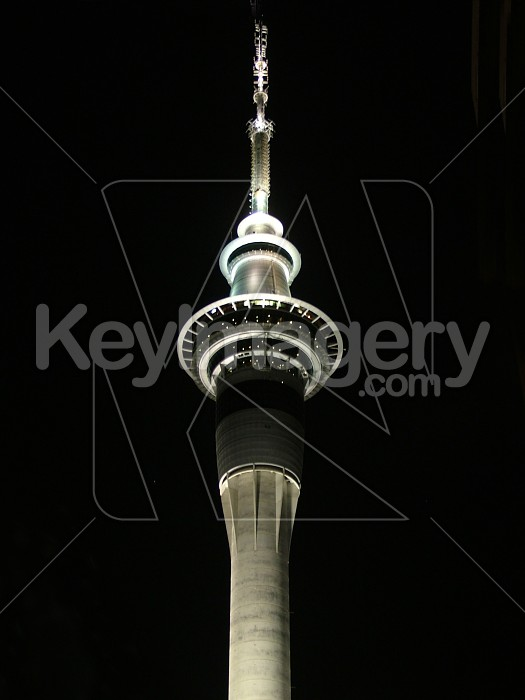 sky tower lit up Photo #2151
