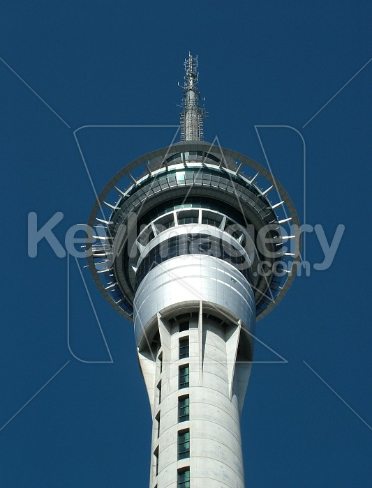 Sky tower mid view Photo #2168