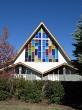 Colourful church