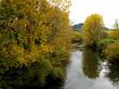 Autumn tree reflections 2