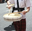 Drummer in the parade #4