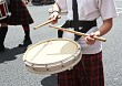 Drummer in the parade #3