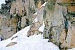 Snow and rocks #3