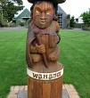 Wahanui statue